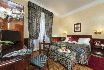 Roma (mais vendido): Nord Nuova Roma Hotel 3* desde 40€ por noite/pax (19 jul - 13 ago) [opção voos incl.]