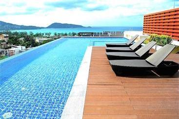 Bliss Patong Modern Studio - Patong Beach