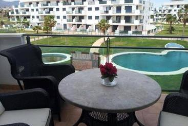 Apartment With 2 Bedrooms In Almeria With Shared Pool And Enclosed Garden - Retamar