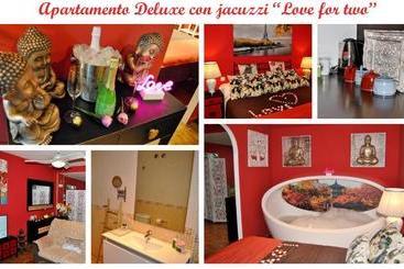 Apartamento Deluxe Con Jacuzzi Love For Two - Collado Mediano
