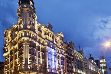 Hotel Atlántico -