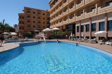 Piscina Hotel Victoria Playa Almu��car