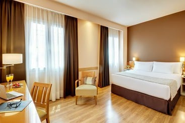 Room Sercotel Alcalá 611 Madrid