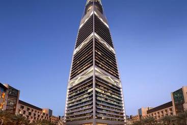 Al Faisaliah Hotel, Riyadh - Riyad