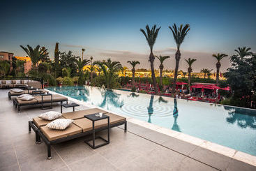 Sofitel Marrakech Lounge & Spa - Marràqueix