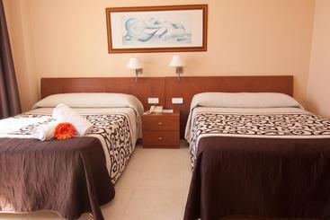 Habitación Gran Hotel Peñiscola Pe��scola