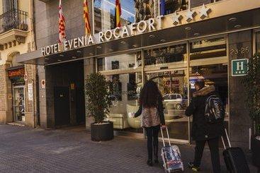 Evenia Rocafort -                             바르셀로나