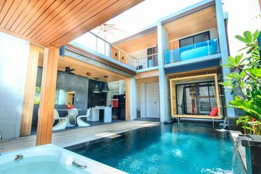Pavilion Samui Villas & Resort - 拉迈海滩