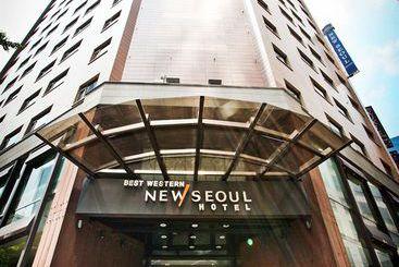 New Seoul  Myeongdong - Seoul
