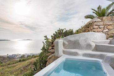 Boheme Mykonos Town  Small Luxury S Of The World - Mykonos
