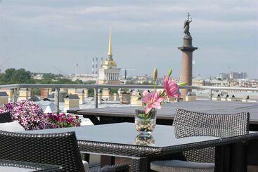 Kempinski Hotel Moika 22 St. Petersburg  - Pietari