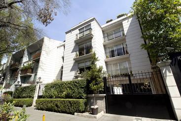 Residence L´ Heritage Tennyson By Bluebay - Mexico City