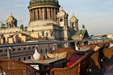 Renaissance St. Petersburg Baltic - Saint-Pétersbourg