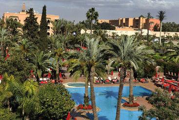 Sofitel Marrakech Palais Imperial - Marrakesh