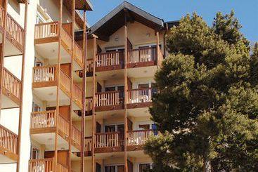Les Balcons Du Soleil - Font Romeu