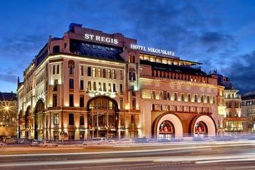 The St. Regis Moscow Nikolskaya - Moscou
