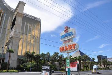Motel 8 Las Vegas -                             Las Vegas