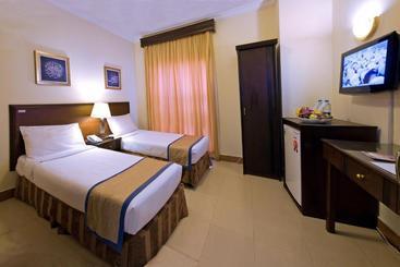 Al Eiman Ohud Hotel - Medina