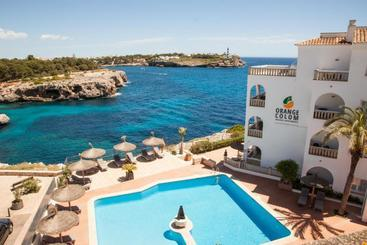 Orange Colom  Seaside Apartments - Portocolom
