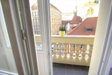 Centrum Apartments Pstrossova - Praga