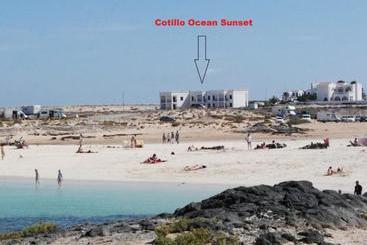 Cotillo Ocean Sunset - El Cotillo