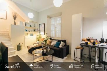 Sweet Inn Apartments  Dean Miranda Near Catedral -