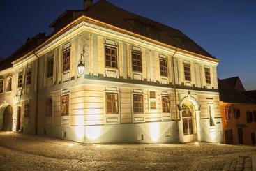 Casa Georgius Krauss Sighisoara -