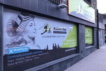 Andorra4days Soldeu  El Tarter - Incles