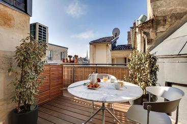 Appartements Place Gambetta  Ybh - Bordeaux
