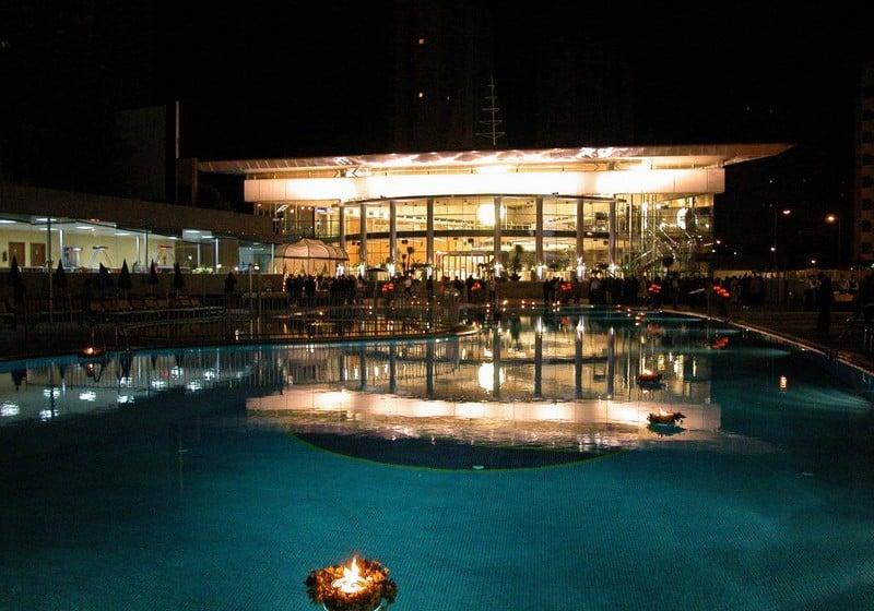 Piscina Gran Hotel Bali Benidorm