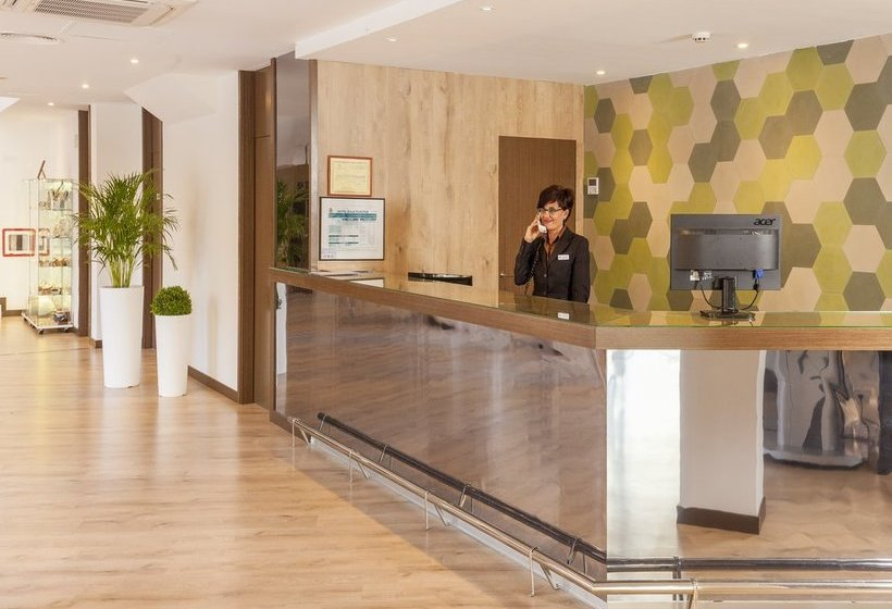 Exterior Hotel Gala Placidia Benidorm