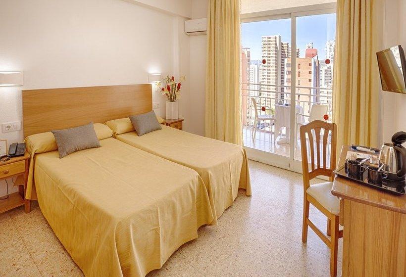 Piscina Hotel Gala Placidia Benidorm