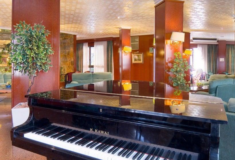 Imagen del hotel Hotel Magic Cristal Park Benidorm