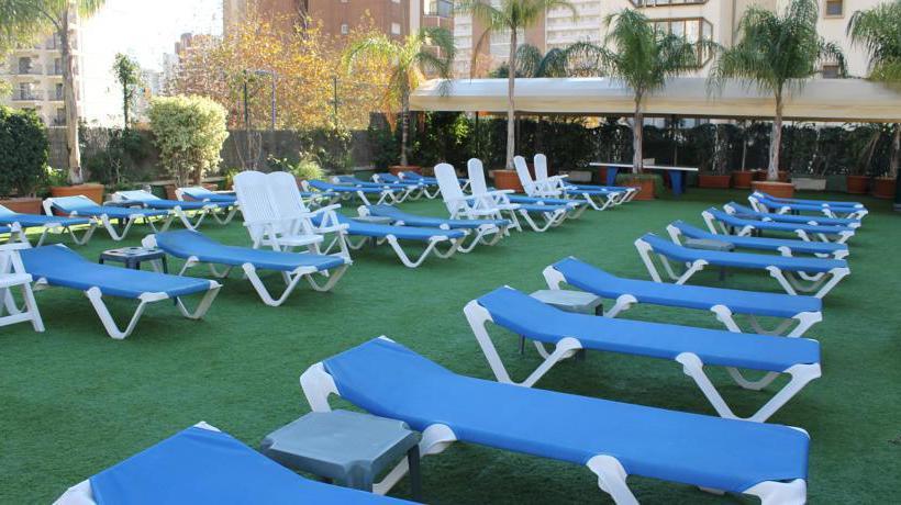 Imagen del hotel Hotel Presidente Benidorm