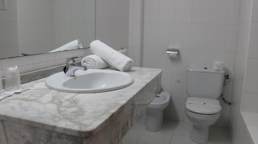 Cuarto de baño Hotel Presidente Benidorm