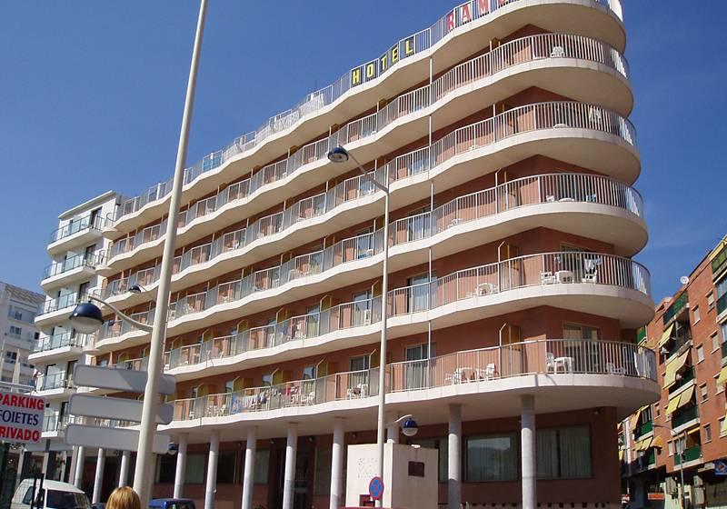 Exterior Hotel Rambla Benidorm