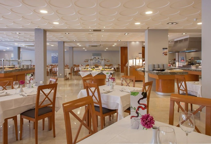 Restaurante Hotel RH Princesa Benidorm