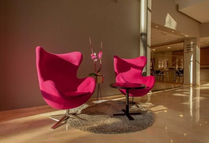 Recepción Hotel RH Princesa Benidorm