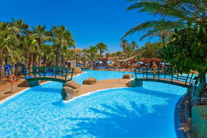 Playasol spa hotel en roquetas de mar destinia for Gimnasio 360 roquetas de mar