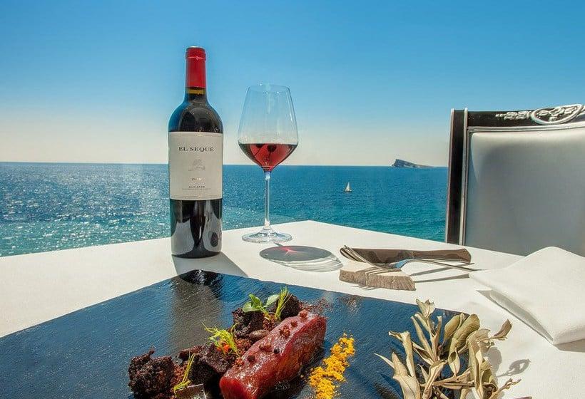 Restaurante Villa Venecia Hotel Boutique Gourmet Benidorm