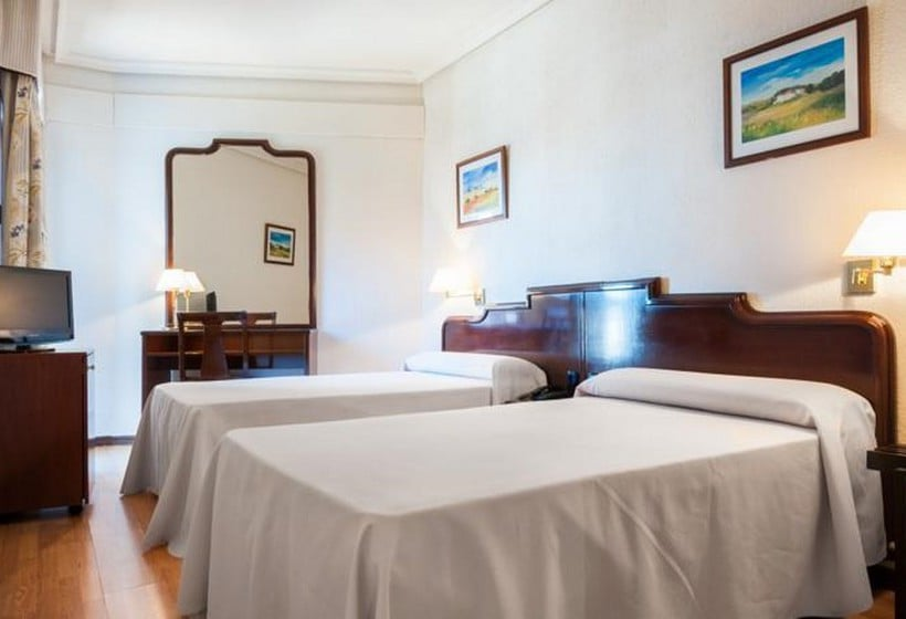 Habitación Hotel Alcantara Cáceres