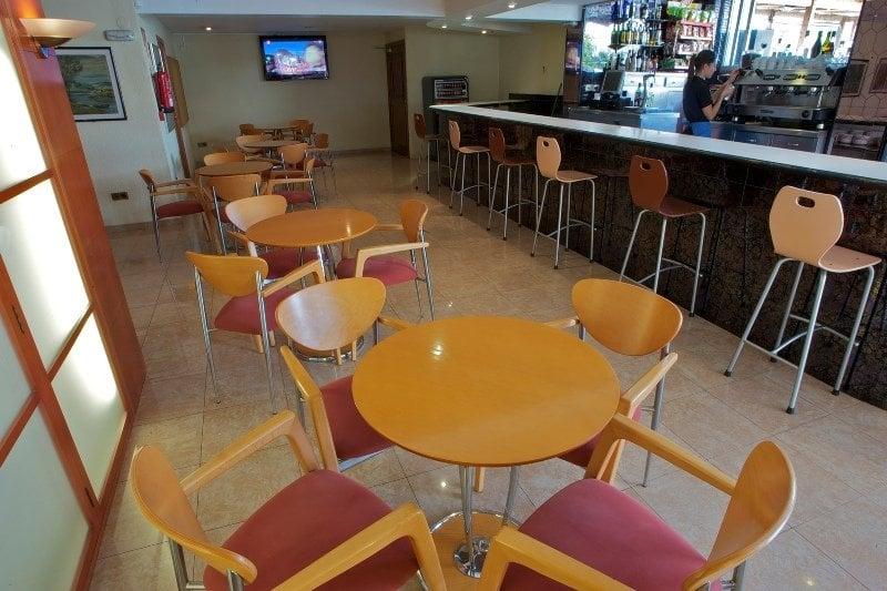 Cafetería Hotel Gandia Playa Gandía