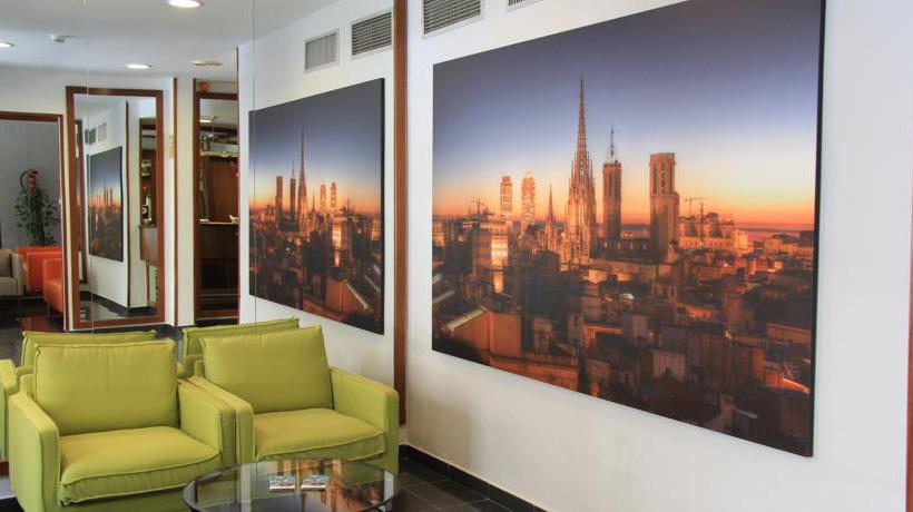 Zonas comunes Hotel H Top BCN City Barcelona