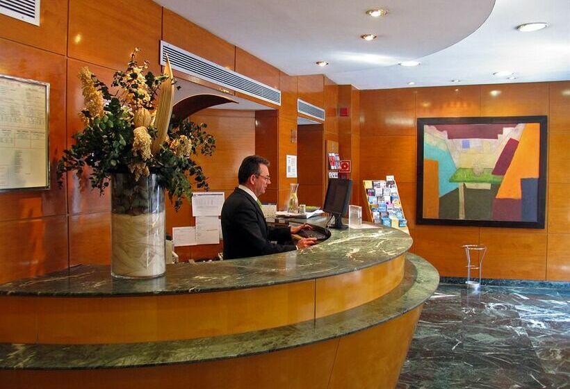 Hotel Husa Pedralbes Barcelona