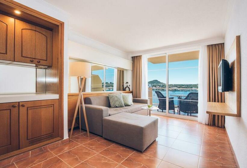 Recepción Hotel Iberostar Suites Jardín del Sol - Adults Only Santa Ponsa
