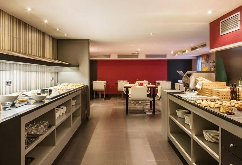 Restaurant Hotel Ilunion Almirante Barcelona