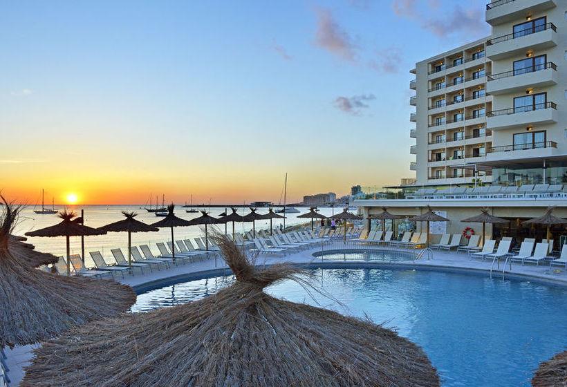 Hotel alua hawaii ibiza en sant antoni de portmany destinia for Piscina 29 de abril telefono