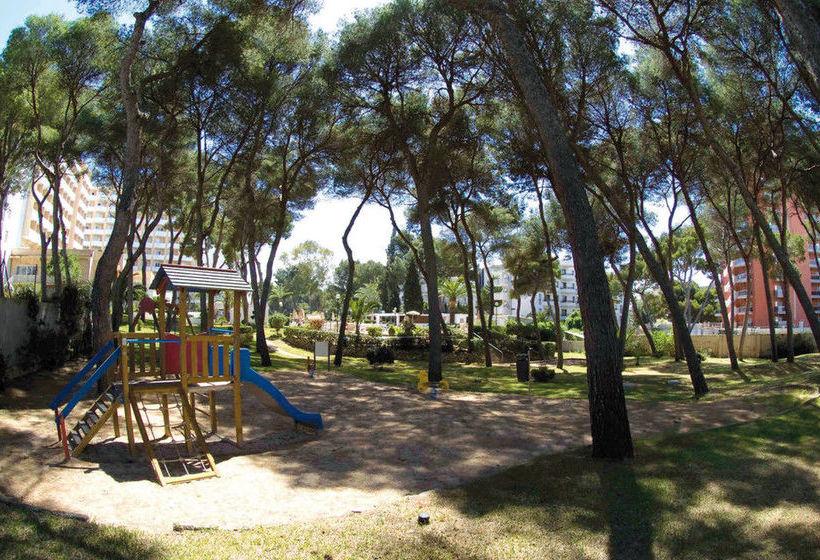 Instalaciones infantiles Hotel Riu Playa Park Playa de Palma