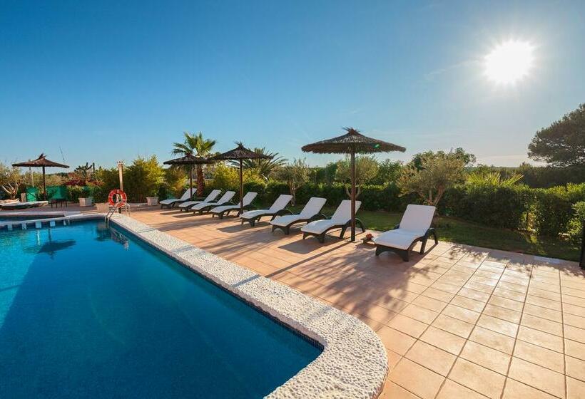 Hotel sa barrera adults only en cala 39 n porter destinia for Barrera piscina