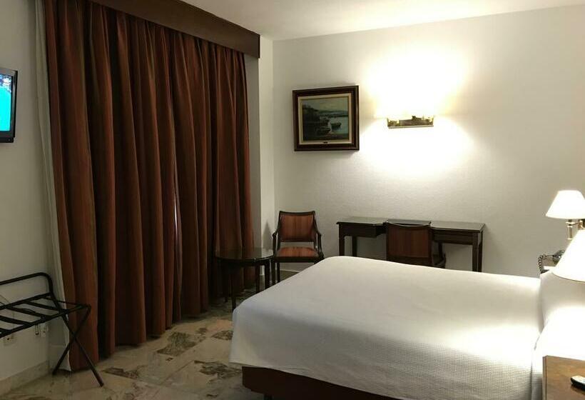Habitación Hotel Turia Valencia